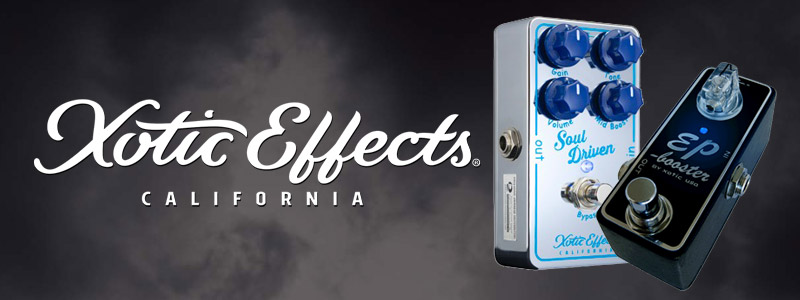 Xotic Effects